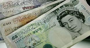 britanska funta