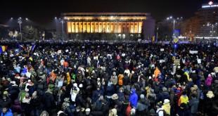 Rumunija-protesti