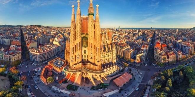 la-sagrada-barselona-španija-katedrala
