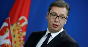 Aleksandar Vučić, Srbija