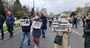 protest sarajevo